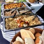 Hog Roast Buffet