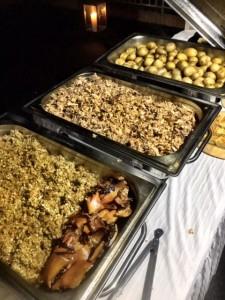 Northamptonshire - buffet