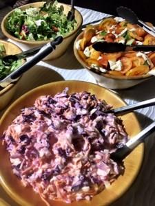 Northamptonshire - salads